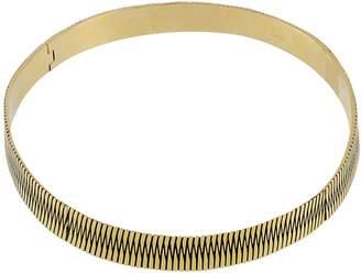 Luv Aj Women's Medusa Choker Station Necklace