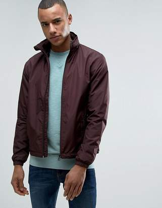 Esprit Lightweight Jacket With Concealed Hood