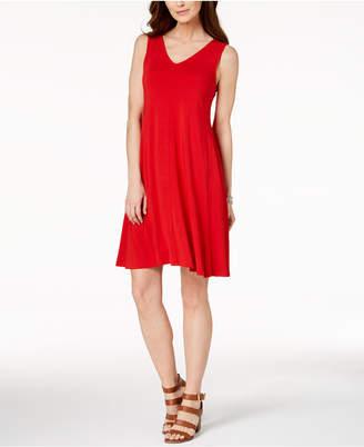 Style&Co. Style & Co Cross-Back Dress