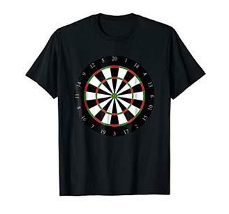 Dartboard Shirt Dart Throwing Hobby Sport T-Shirt