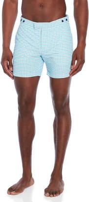 Trunks Frescobol Carioca Aqua Tailored Short Noronha