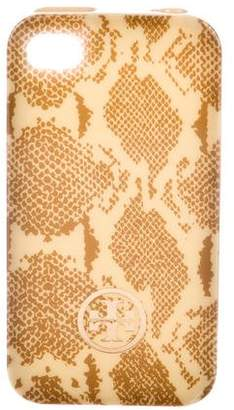 Tory Burch Printed iPhone 4 Case
