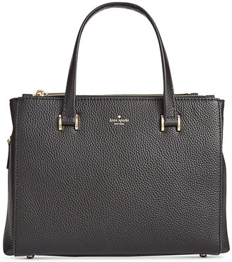 kate spade new york Hopkins Street Medium Fallon Satchel $378 thestylecure.com