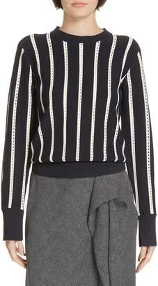 Equipment Amrit Stripe Sweater