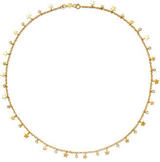 Marie Helene De Taillac Marie-Hélène de Taillac - 22-karat Gold Diamond Necklace