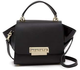 Zac Posen Eartha Iconic Patent Leather Crossbody Bag