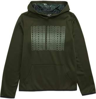 Under Armour Armour Fleece(R) Logo Graphic Hoodie