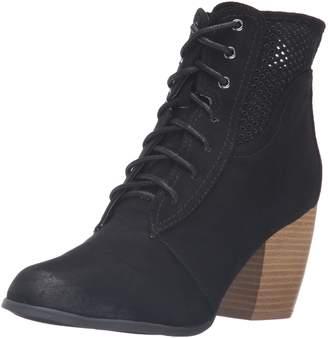 Qupid Women's Maze-95 Ankle Bootie