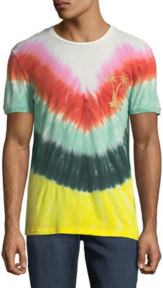 Antony Morato Men's Tie-Dye Crewneck T-Shirt