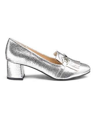 aa976913fa8 Silver Block Heel Heels - ShopStyle UK