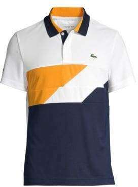 Lacoste Colorblock Polo Shirt