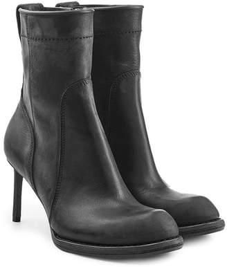 Haider Ackermann Leather Boots with Stiletto Heels