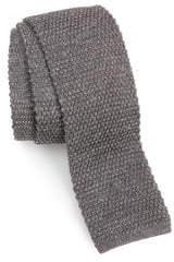 Eleventy Knit Silk Tie