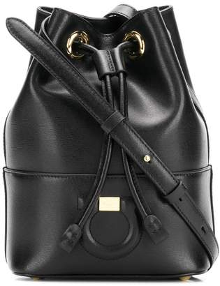 Salvatore Ferragamo City bucket bag