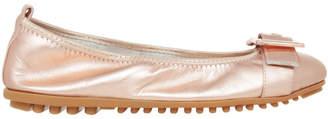 Spirit Rose Gold Leather Shoe