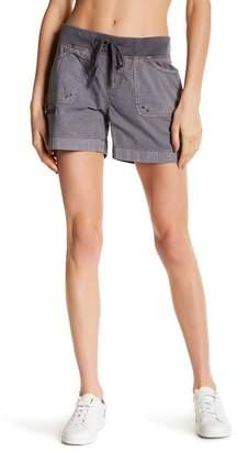 Jag Jeans Diana Poplin Shorts