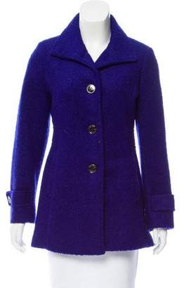 Kenneth Cole Textured Short Coat