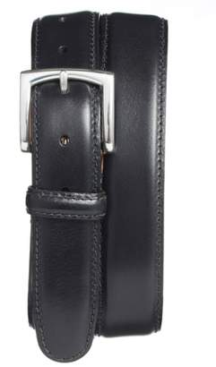 Bosca Calfskin Leather Belt
