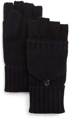 Bloomingdale's C by Cashmere Exclusively by Cable Poptop Mittens - 100% Exclusive