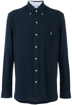 Ralph Lauren button down collar