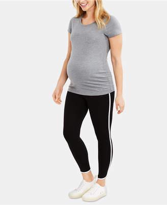 7ac5b15cec51d9 White Maternity Leggings - ShopStyle