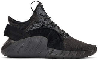 adidas Black Tubular Rise Sneakers