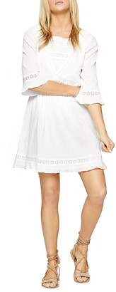Sanctuary Ellie Eyelet Inset Dress
