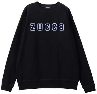 Zucca (ズッカ) - ZUCCa / メンズ ワッペンロゴ裏毛 / トレーナー