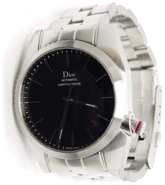 Christian Dior Paris Chiffre Rouge EG2978 Stainless Steel Automatic 36.5mm Mens Watch