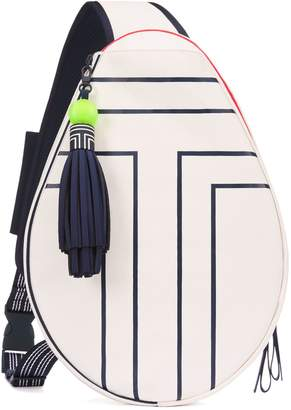 Tory SportTory Burch CANVAS TENNIS SLING BACKPACK