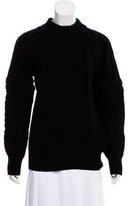 Sacai Long Sleeve Knit Sweater w/ Tags