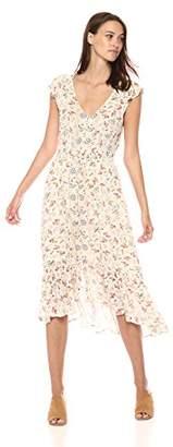 Lucky Brand Women's Felice Floral Dress in