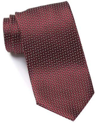 Ermenegildo Zegna Silk Dash Tie