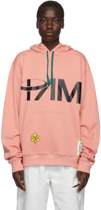Perks And Mini Pink Graphic Fields Beyond Hoodie
