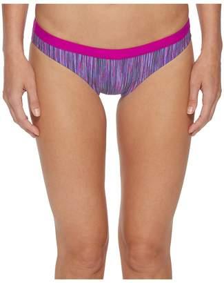 Nike Rush Heather Sport Bikini Bottom Women's Swimwear