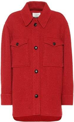 Etoile Isabel Marant Isabel Marant, étoile Garvey wool-blend jacket