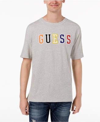 GUESS Originals Men's Logo Graphic T-Shirt