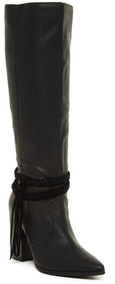 Kenneth Cole Reaction Pull Apart Tall Boot $179 thestylecure.com