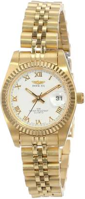 "Invicta Women's 9338 ll ""Collection Camelot"" Stainless Steel Watch"