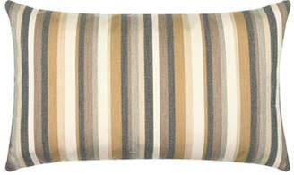 Elaine Smith Moda Stripe Lumbar Indoor/Outdoor Pillow