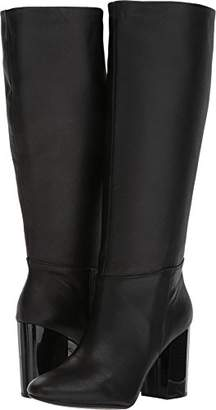 Kenneth Cole Reaction Women's Cherry Tall Shaft Heeled Knee High Boot