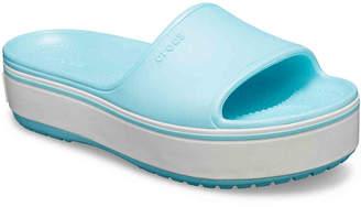 Crocs Crocband Platform Sandal - Women's