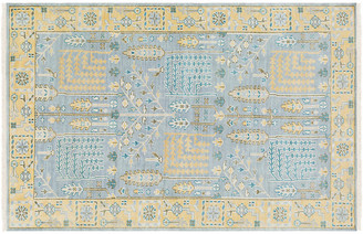 One Kings Lane Tomaso Rug - Light Blue