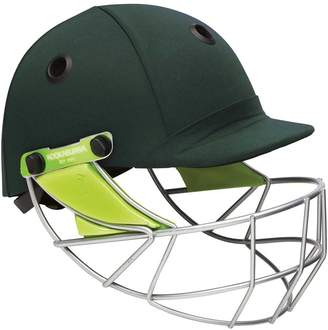 Kookaburra Pro 600 Cricket Helmet Green Junior
