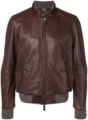 Jacob Cohen relaxed bomber jacket