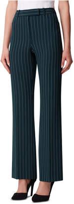 Tahari ASL Petite Pinstriped Pants