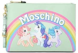 Moschino OFFICIAL STORE Clutches