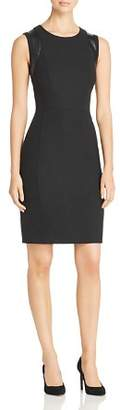 BOSS Daleta Sleeveless Sheath Dress