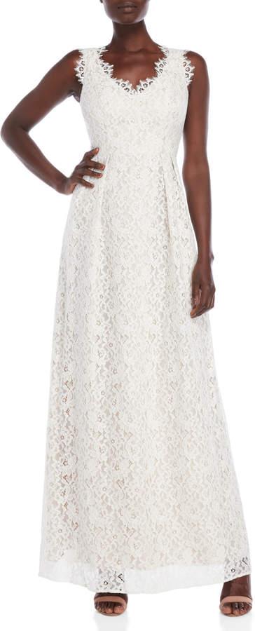 Shoshanna Sierra Lace Gown