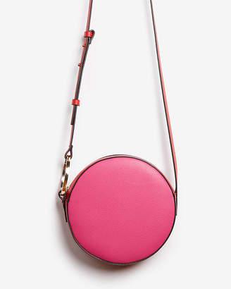 Express Color Block Circle Crossbody Bag